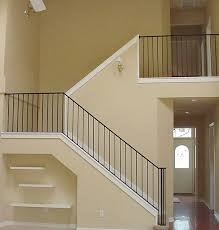 Iron Banisters And Railings Interior Railing Metal Fabrication Aluminum Fabrication