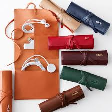 leather gifts tech gifts for who fly a lot popsugar tech