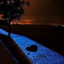 glow stones 100 pcs glow stones decorative luminous pebbles gravel fairy