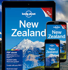 get a free lonely planet new zealand guidebook from air new zealand