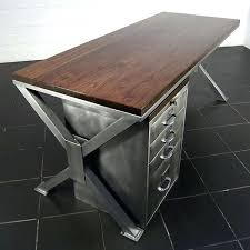 Metal Office Desks Office Desk Bespoke Office Desks Awesome Industrial Best Ideas