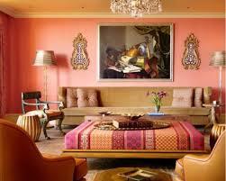 Orange Interior Design - Orange interior design ideas