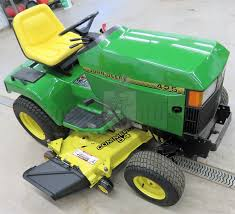 the later generation of deere lawn tractors john deere 425 445 u0026 455