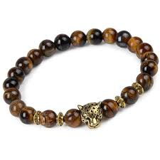 bead bracelet styles images Animal natural stone beads bracelets various styles colors jpg