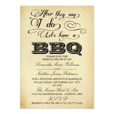 what to say on a wedding invitation i do bbq invitations for weddings glitter n spice