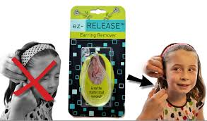 starter earrings s earring remover ez release easily remove stuck earrings