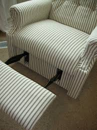 Reclining Chair Cover Living Room Lovely Adorable White Chair Cover Recliner And Lazy