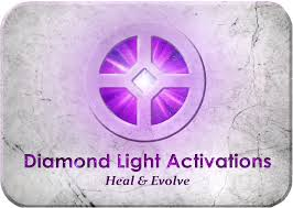 diamond light healing activations