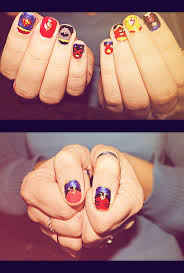 27 best nails images on pinterest make up style and hairstyles