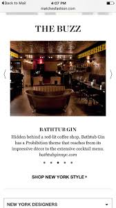 best 25 bathtub gin nyc ideas on nyc underground