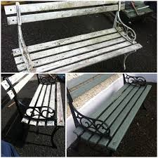 Ideas For Painting Garden Furniture by 90 Best Garden Benches Images On Pinterest Garden Benches