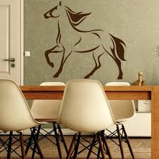 wall arts horse wall art metal dressage horse outline farmyard