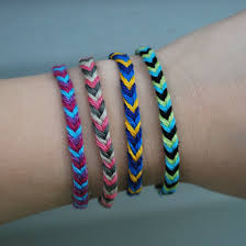 string friendship bracelet images Deirdre nowicki first nations art projects jpg