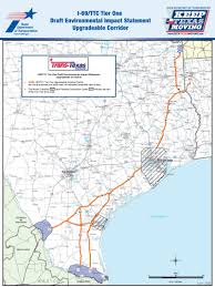 Florida Toll Road Map by Nafta Superhighways