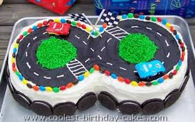 lightning mcqueen birthday cake coolest race track cake ideas and decorating techniques