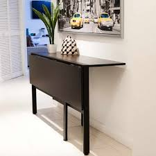 Kitchen Tables And Chairs For Small Spaces by Fold Down Table For Tiny Kitchen 18 Photos Of The Folding Tables