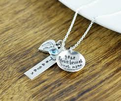 footprint necklace personalized baby footprint necklace necklace push present