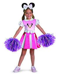 minnie mouse cheerleader child halloween costume walmart com