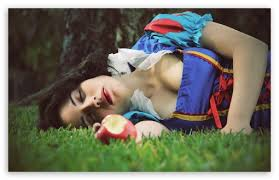 girls snow white hd desktop wallpaper definition
