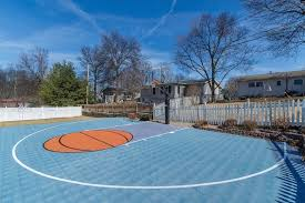 Sports Courts For Backyards 34 Spectacular Backyard Sports Court Ideas
