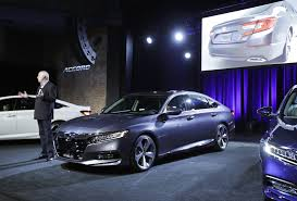 new honda accord hybrid will be built in ohio cleveland com