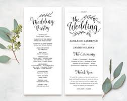 Wedding Programs Images Infographic Rustic Wedding Programs Vintage Stats Ceremony