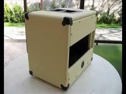 guitar speaker cabinet design diy guitar cabinet youtube