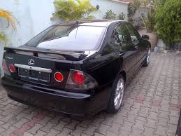 lexus is 200 for sale lexus is 200 black automatic part leather from germany 2002 n1 6m