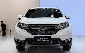 Honda Crv Interior Space Dongfeng Honda New Cr V 2017 Will Be Listed In China In July
