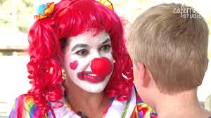 clowns for birthday birthday clowns it tougher than you think i ll take that