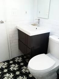 bathroom ideas modern corner bathroom sink with shelf under