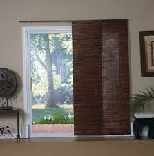 Bamboo Blinds For Outdoors by Bamboo Shades For Patio Doors Home Design Ideas
