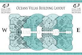 ocean villas condos floor plan 3703 s atlantic ave 32118