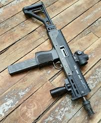 m11 9 full auto smg lage upper lage grip lage 7 5