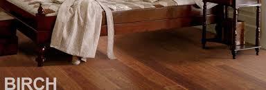 birch floor decor