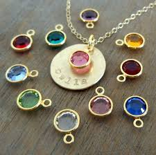 name and birthstone necklace birthstone necklace personalized gold name necklace custom