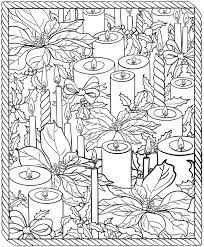 christmas coloring pages for grown ups christmas coloring pages for adults 2018 dr odd