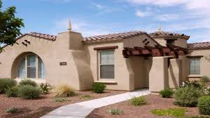 spanish style house exterior paint youtube