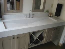 small rectangular sink bathroom fresh narrow undermount bathroom