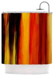 Kess Shower Curtains Theresa Giolzetti