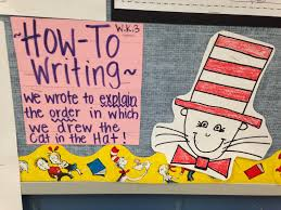 all about writing paper smiles for kindergarten dr seuss week part 1 since we are currently learning all about writing how to s this was perfect