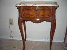 Antique Marble Top Nightstand Antique Nightstands 1900 1950 Ebay