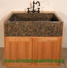 Granite Single Bowl Kitchen Sink Granite Single Bowl Kitchen Sink Mskts0006