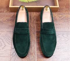 wedding shoes europe 2017 promotion new men velvet loafers party wedding shoes
