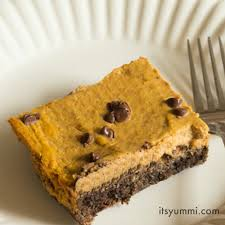 Crustless Pumpkin Pie by Low Carb Pumpkin Pie Bars Its Yummi