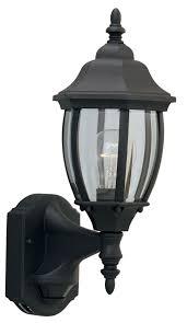 Outdoor Light Fixtures With Motion Sensor Uncategorized Decorative Outdoor Motion Sensor Light Decorative