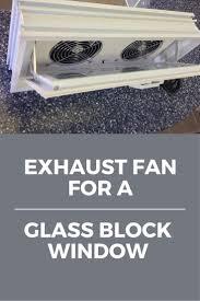 basement window exhaust fan 2 basements ideas