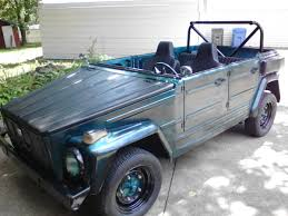 1974 volkswagen thing vw thing for sale in ohio volkswagen 181 1973 74