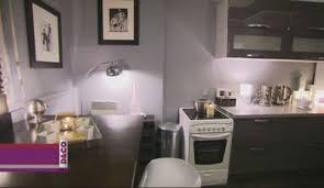 cuisine gris et deco cuisine gris et noir salon 7 blanc mur fonc233 violet 800