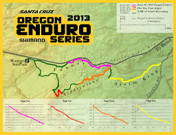 Map Of Oregon Trail by Oregon Enduro 2 Bend Race Report Pinkbike